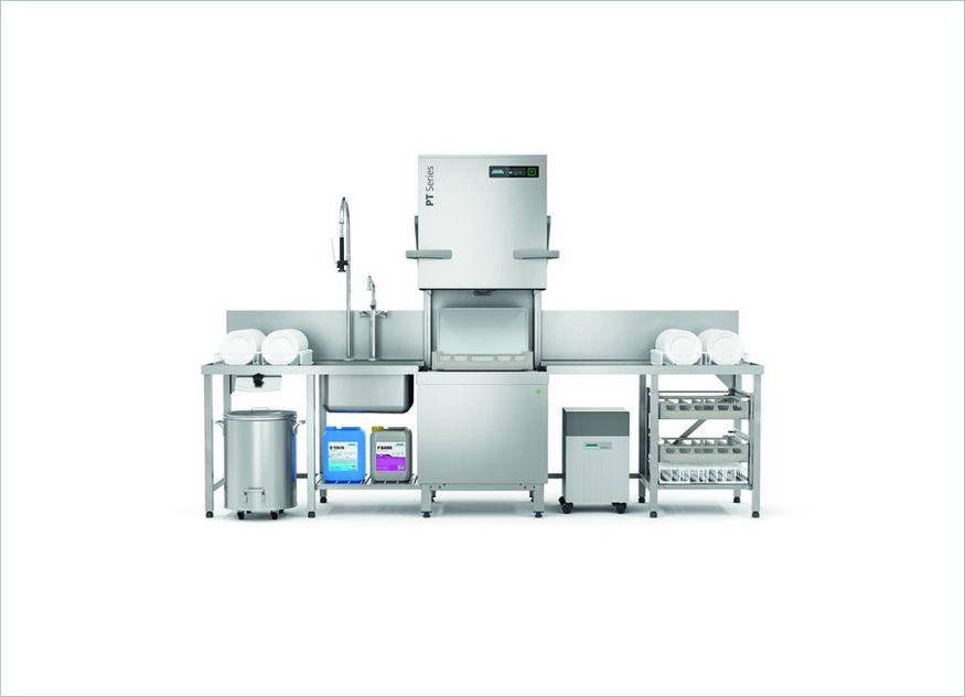 Winterhalter präsentiert die neueste Generation seiner Haubenspülmaschinen der PT-Serie auf der Host in Mailand