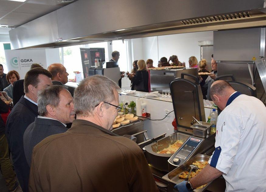 Großküche Pittler GGKA Schulungsküche Langen