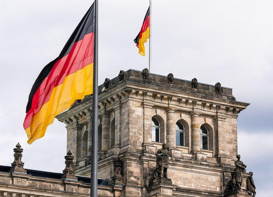 Deutscher Bundestag Berlin Regierung www.pixabay.com