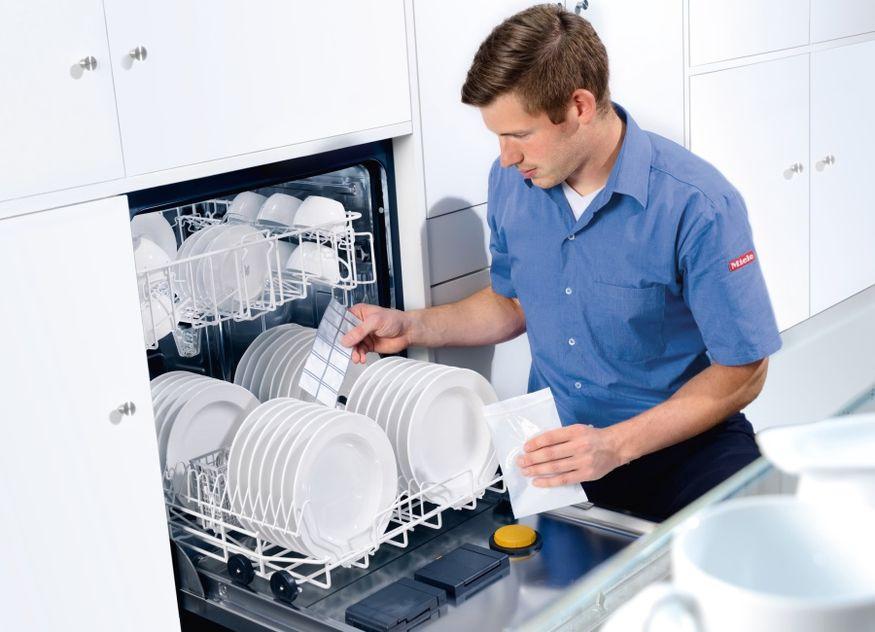 Miele ProTest Hygiene Test Spülmaschine