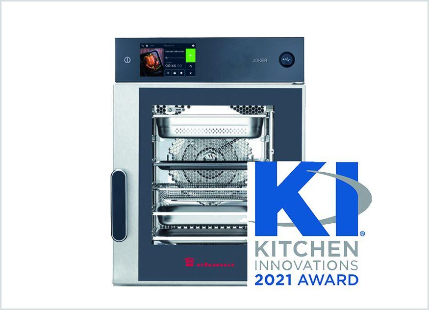 Eloma hat für seinen neuen Joker den Kitchen Innovations Award erhalten / Foto: Eloma