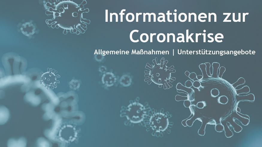 Coronavirus Informationen