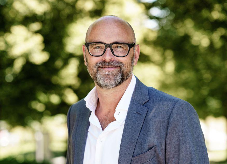 Markus Hankammer CEO Brita Group