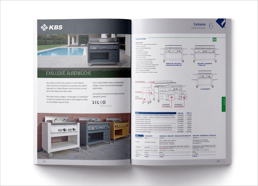 Der neue Katalog von KBS wartet mit vielen interessanten technischen Neuheiten für die Großküche auf