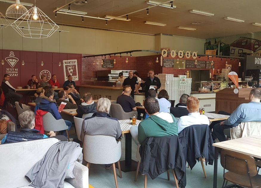 Netzwerk Culinaria Trendtour Schlüters Studierendenwerk Hamburg