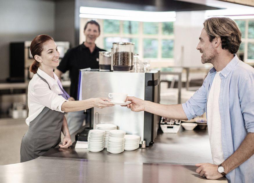 WMF bleibt auch unter verändertem Namen weiterhin das Kompetenzzentrum für professionelle Kaffeemaschinen