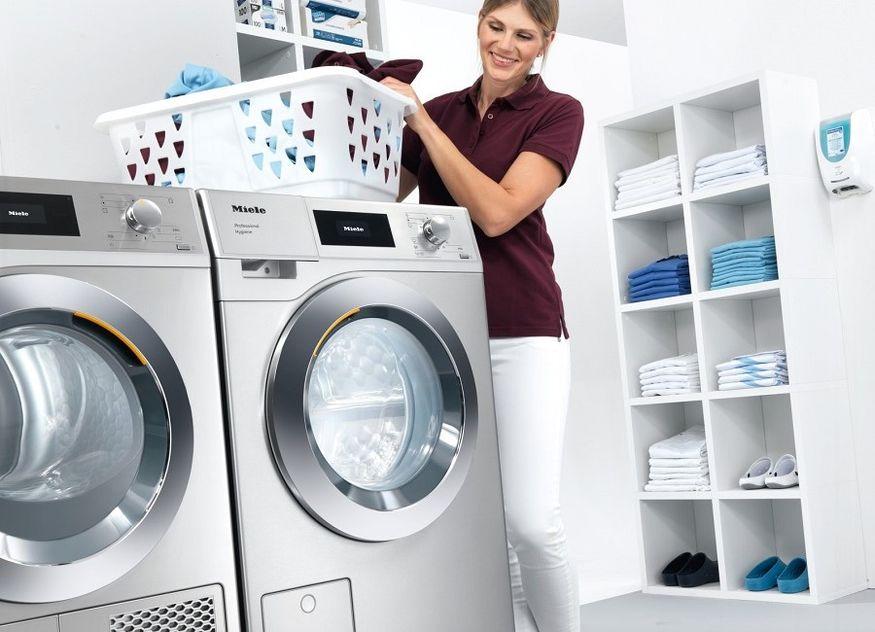 Miele Kleine Riesen Waschmaschine Trockner