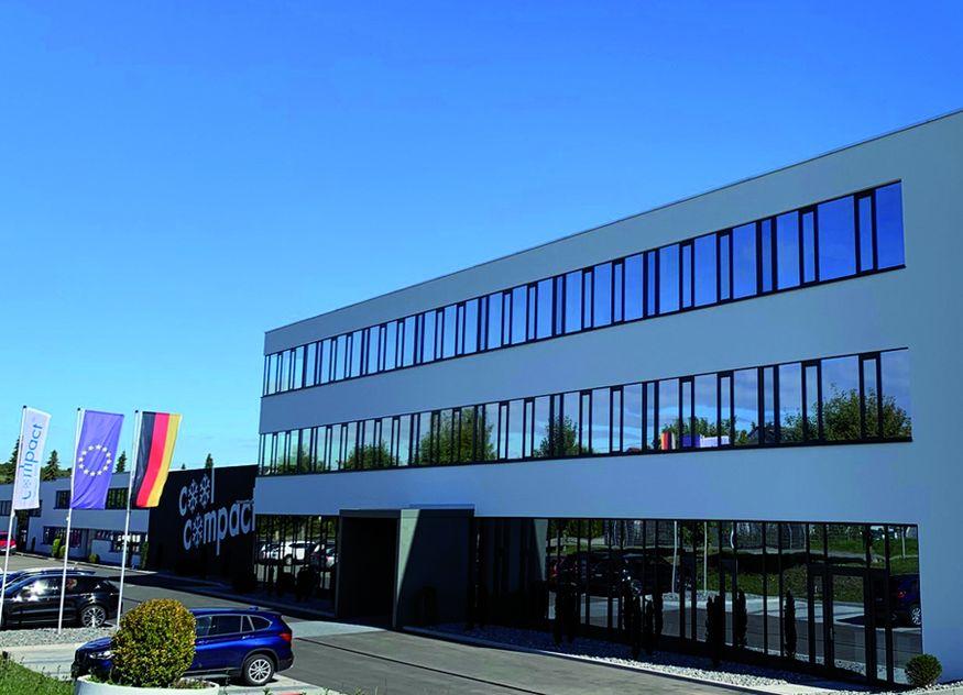 Cool Compact Grosselfingen Verwaltungsgebäude
