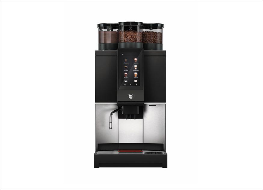 WMF Professional Coffee Machines präsentiert die neue Kaffeemaschine WMF 1300 S auf der HOGA vom 17. bis 19. Oktober in Nürnberg
