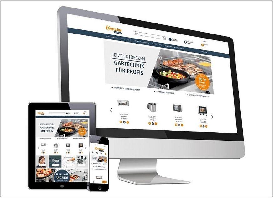 Bartscher Warehouse Online Shop