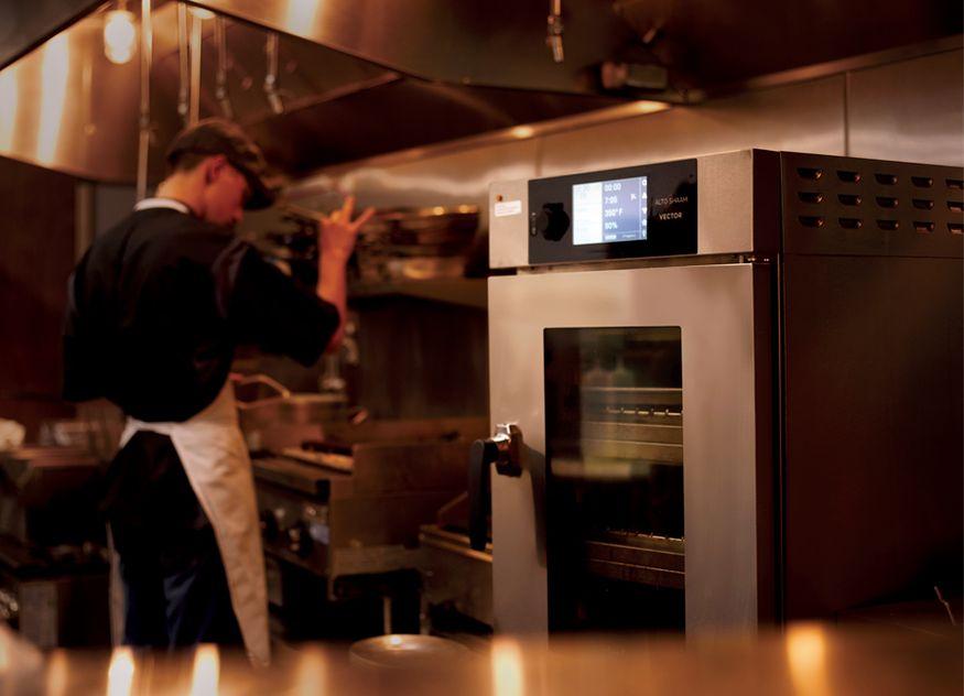 Alto-Shaam Gastronomie Großküche Vector H Multi-Gar-Ofen