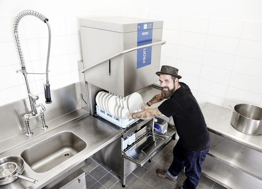 Hobart Spültechnik Spülmaschine