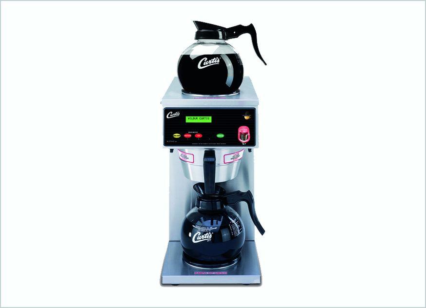 Neu im Portfolio von Schaerer Deutschland: Die Curtis G3 Alpha Decanter Filterkaffeemaschine / Foto: Schaerer Deutschland
