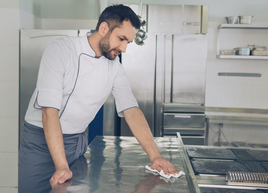 ETS Hygiene Papiertücher Großküche
