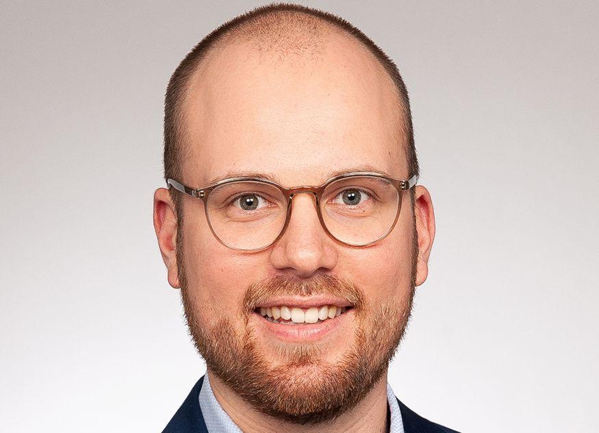 Marius Koch unterstützt seit Juli als Vertriebsingenieur das Hobart Vertriebsteam Nord-Ost