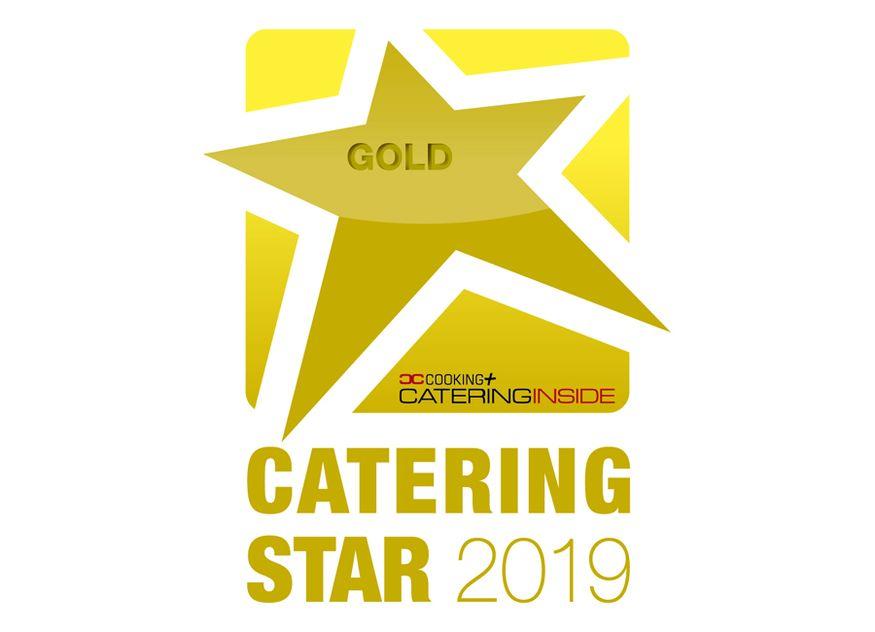 Hobart Großküchentechnik Catering Star 2019 Gold Auszeichnung Preis Award Spültechnik