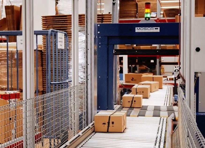 GEV Lager Logistik
