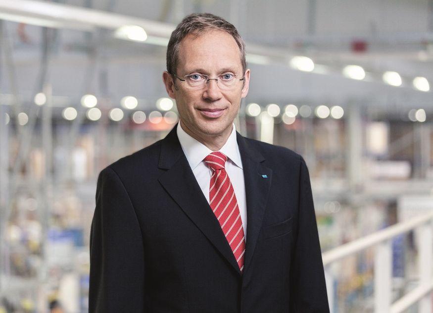 Dr.-Ing. Stefan Scheringer CEO Meiko