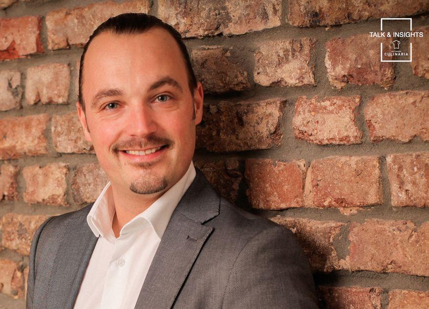Markus Wessel sieht viel brachliegendes Digital-Potenzial, auch in Großküchen von Kliniken. Er ist einer von sechs Experten des Video Gamechanger Smart Kitchen des Netzwerk Culinaria