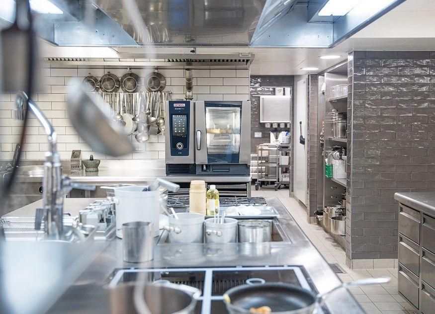 Rational iCombi Pro Küche