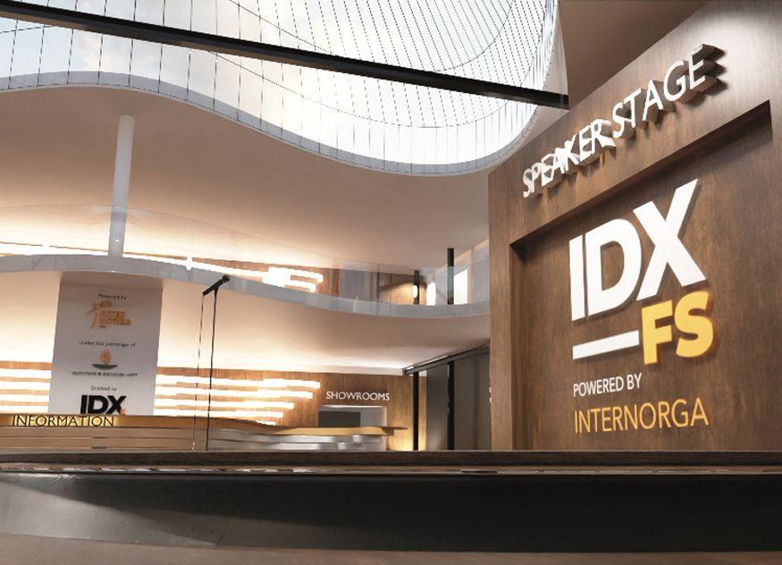 Auf der IDX_FS Expo dreht sich vom 15. bis 17. März alles um Neuigkeiten und Trends für den gesamten Außer-Haus-Markt