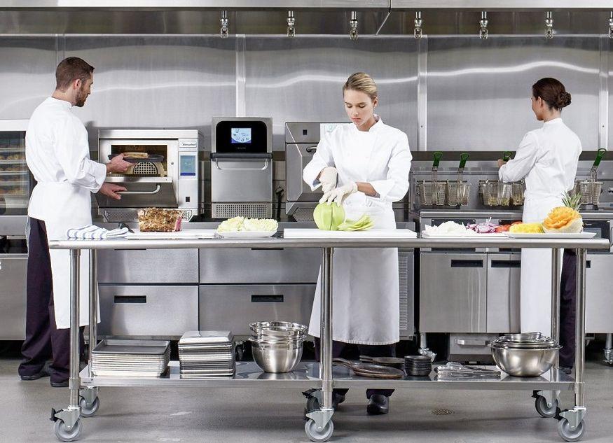 Großküche Köche