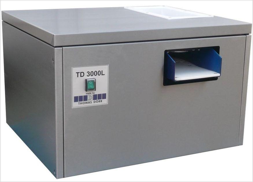Dörr Besteckpoliermaschine TD 3000L