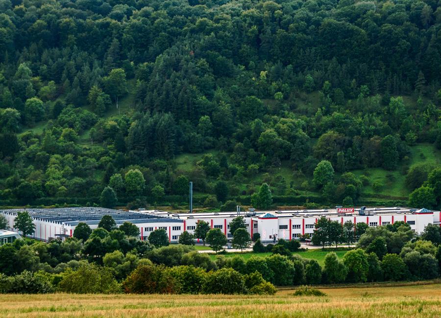 Palux Bad Mergentheim global tätiger Planer Hersteller Großküchen