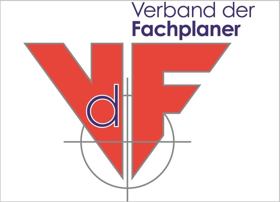 Logo Verband der Fachplaner VdF