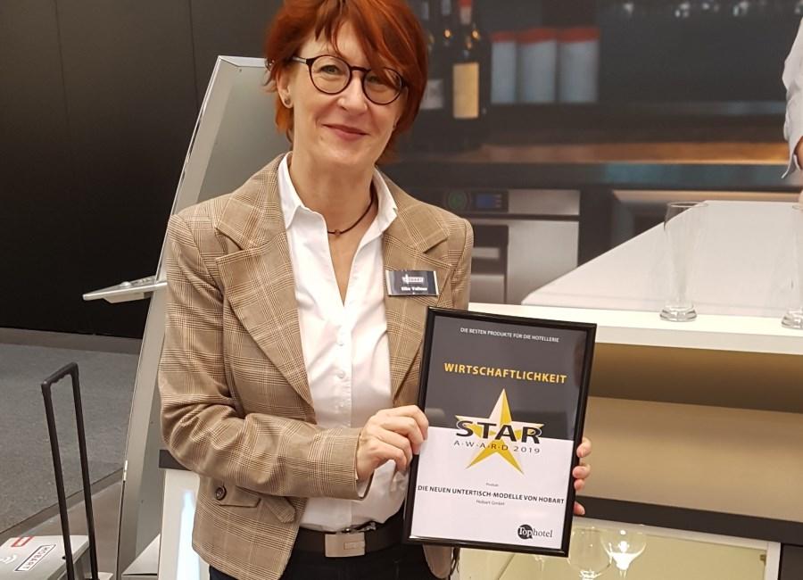 Hobart Elke Vollmer Spülmaschinen Star Award