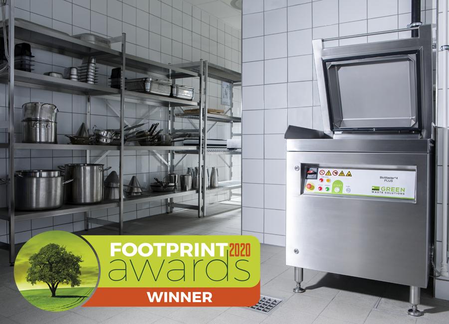 Meiko konnte sich Ende März über den britischen Nachhaltigkeitspreis des Medienunternehmens Foodprint freuen. Ausgezeichnet wurde die Nassmüllanlage Biomaster von Meiko Green als nachhaltiges und umweltfreundliches Werkzeug für den Umgang mit Nassmüll im Gastwerbe und der Lebensmittelbranche