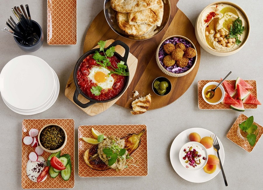 Bauscher Serving Trends Familiy Style Dining