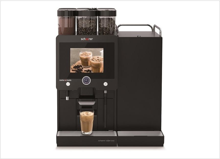 Schaerer Kaffeemaschine Gastronomie Coffee Soul