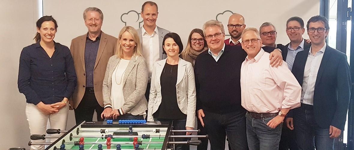 Netzwerk Culinaria Team Gründer Vertreter
