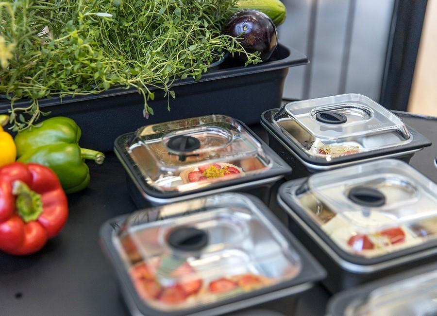 nachhaltige Verpackung Speisen