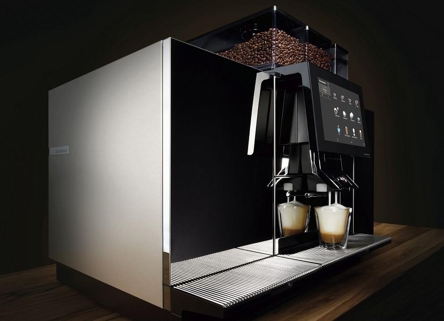 Black&White4 Thermoplan Kaffemaschine Kaffee