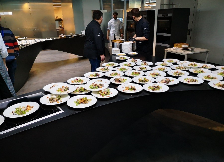 Electrolux Professional Kochstudio Taste Lab