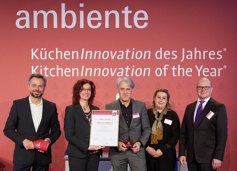 Hobart Auszeichnung Kücheninnovation des Jahres