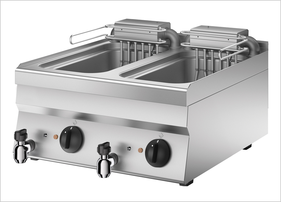 GGG Thermikserie 650 PRO Fritteuse