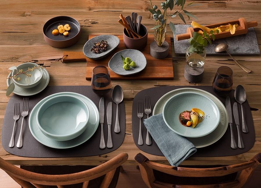 Schönwald Porzellan Glaze Tisch Teller