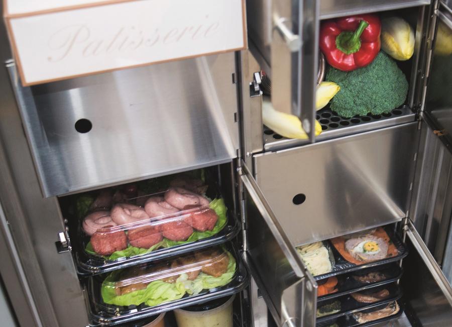 Das Frischebox-System von Nordcap kühlt Lebensmittel und Produkte 24/7 und ist damit das ideale Abholsystem