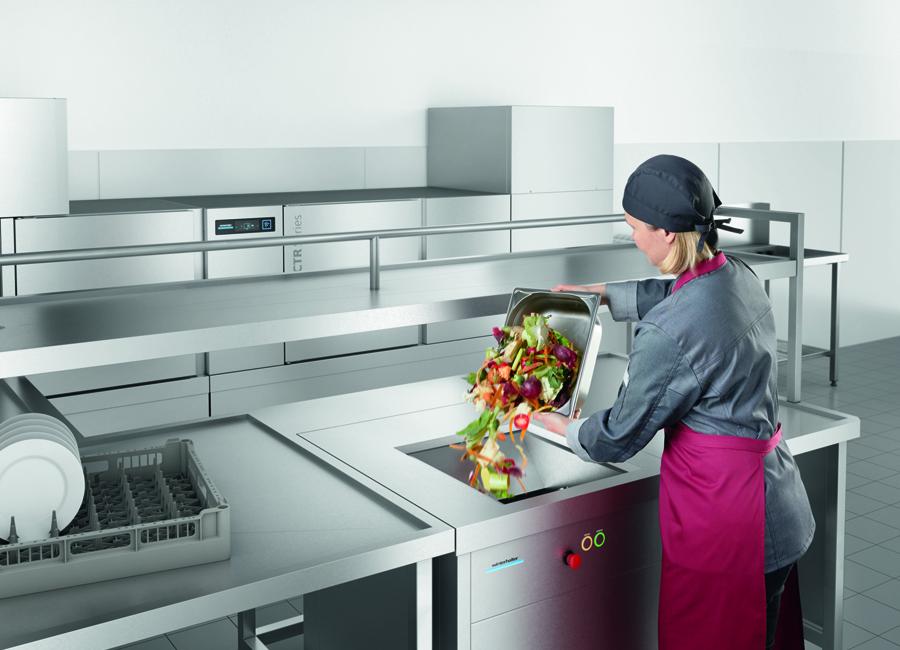 Die Nassmüllentsorgung ist die professionelle Lösung zur Entsorgung von Speiseresten und organischen Küchenabfällen