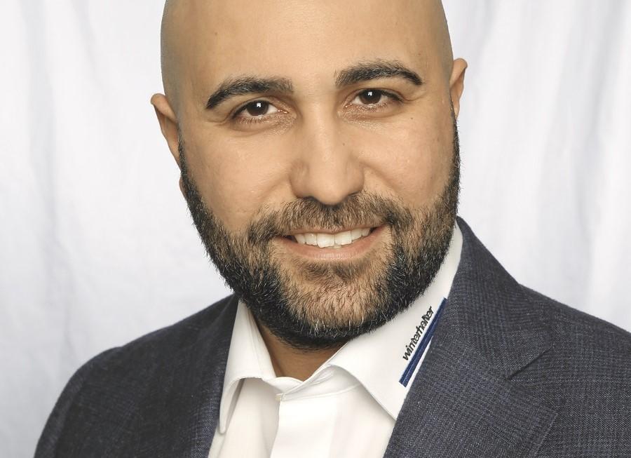 Mustafa Solmaz Winterhalter Außendienst