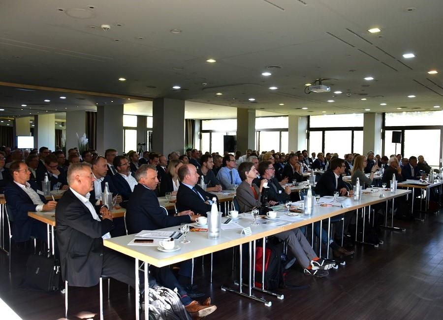 GGKA Chancengipfel Fulda Plenum 2018