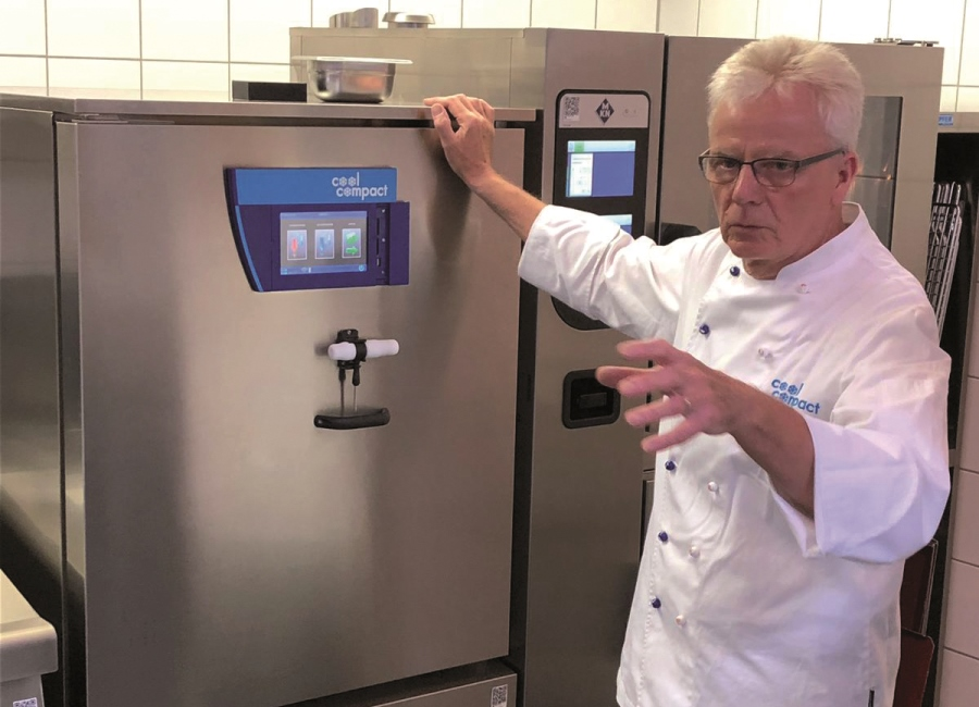 Cool Compact Schnellkühler Seminar Cook & Chill