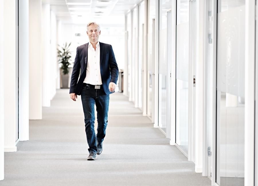Hans Henrik Lund CEO Nilfisk