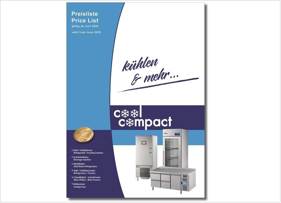 Cool Compact Katalog 2020