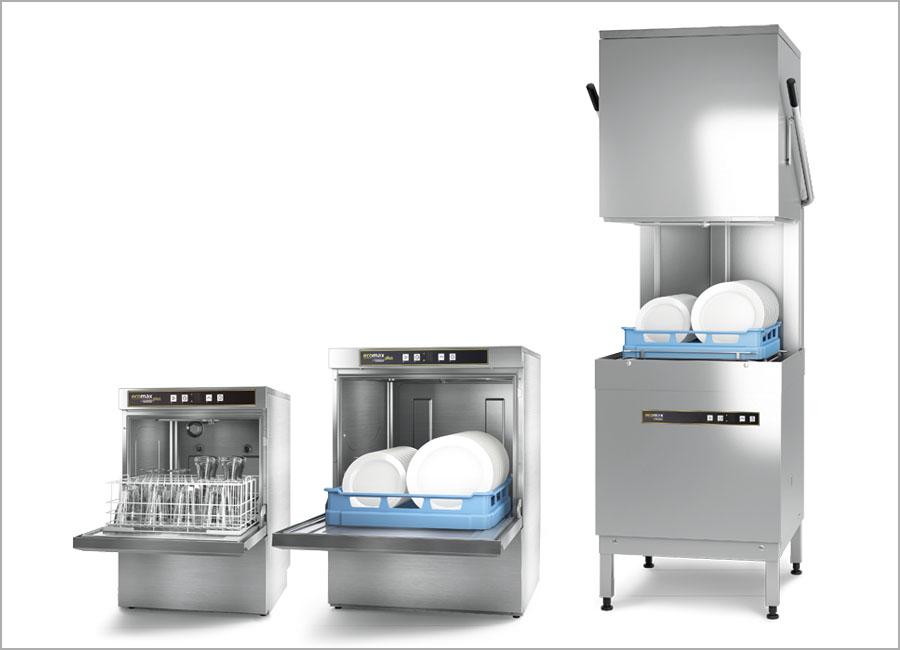 ecomax Spülmaschine Gastro