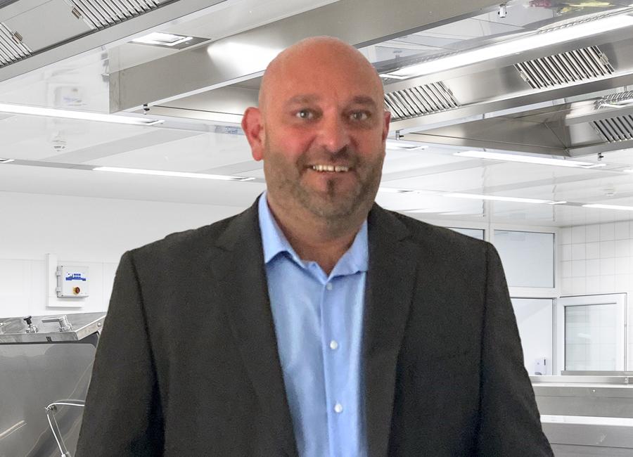 Eric Erkrath ist neuer Verkaufsleiter Deutschland West & Nord bei Ambach