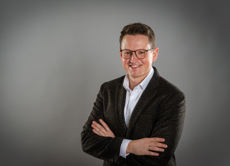 Adrian Penner ist der neue Vertriebsleiter für professionelle Küchentechnik bei Smeg Foodservice